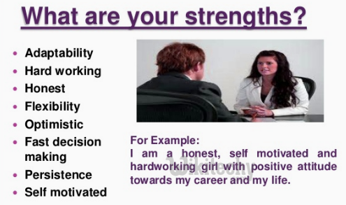What is your strengths