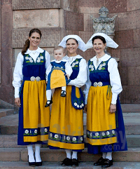 TRADITION IN SWEDEN