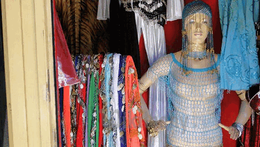 TRADITIONAL CLOTHING IN COLOMBIA