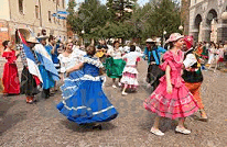 TRADITIONAL DRESS IN Argentina